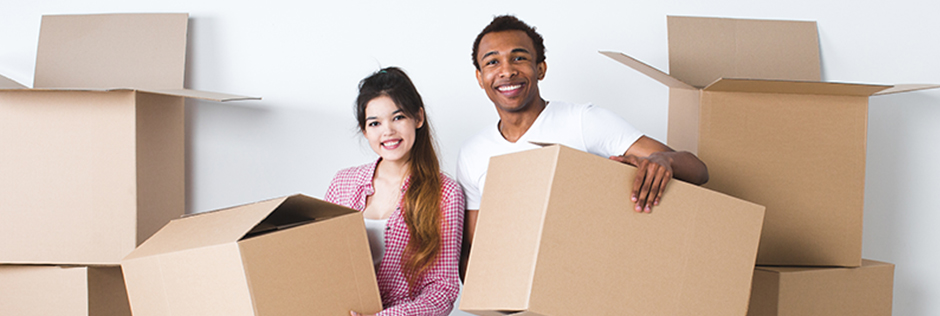 Think outside the (moving) box for a great home loan!